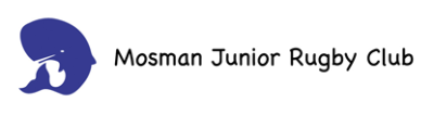 Mosman Junior Rugby Club logo